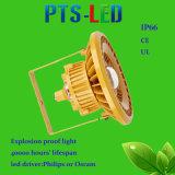 IP66 de la estación de gas de LED de inundación de la luz de prueba de explosión con UL CE