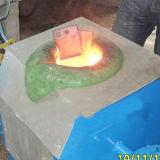 Laboratoire portatif utilisant de petits de chauffage par induction four de fusion