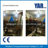 Linha de produção do coxim de assento do plutônio da alta qualidade
