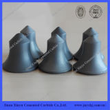 Botões Cemented Carbide Cap para Mining Grade Yg11c Made in Jinan