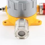 De nieuwe Hoge Detector van het Gas van de Gevoeligheid Explosiebestendige Vaste met Shell van Staal 304