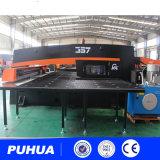 Amada amd-357 de Hydraulische CNC Machine van de Pers van het Ponsen van het Torentje