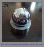 APIによって証明されるコバルトのクロムおよびタングステンの合金の球およびシート