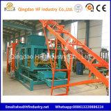 機械真空の煉瓦袋のパッキング機械を作るQt4-16携帯用コンクリートブロック