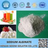 Alginato de sódio de boa qualidade usado para emulsionante