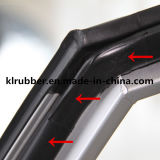 Automobile Parts를 위한 연약한 EPDM Rubber Extrusion Sealing Strips