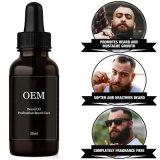 Trattamento organico su ordinazione del kit dell'olio della barba dell'essenza di sviluppo della barba