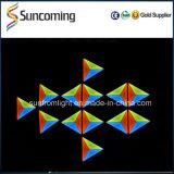 Bar Club Decoration RGB 34 Effet 3D Triangle LED Wall Backdrop