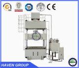 Presse hydraulique à simple mouvement YU27 à quatre colonnes pour dessin en tôle