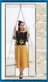 여름 승리 모기장 DIY 마술 메시 자석 방충망 문