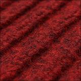PVC no tejido de la superficie del fieltro que mueve hacia atrás el Doormat antirresbaladizo impermeable