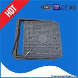 Крышка люка -лаза En124 SMC квадратная