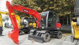 Excavador de la rueda de China con la mejor calidad