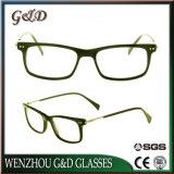 Het populaire In het groot Frame van de Glazen van het Oogglas van Eyewear van de Acetaat Optische