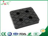 Almofadas de borracha de silicone do OEM EPDM Nr com alta qualidade
