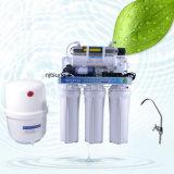 Etapa 6 RO Sistema con filtro de agua de la luz UV