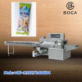 Cartão automático do fluxo de sorvete máquina de embalagem