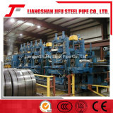 Tubulação de aço soldada de baixo custo que faz a máquina