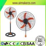 Heißer Verkauf Südamerika Afrika Mittlerer Osten 18 Zoll-stehender Ventilator