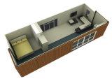 Camera prefabbricata del gruppo di lavoro della struttura d'acciaio/Camera struttura d'acciaio Warehouse/Container (XGZ-161)