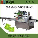 Máquina de empacotamento do descanso da medicina pelo controle do PLC