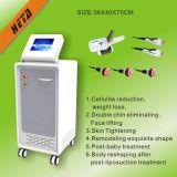 8 pulgadas de pantalla táctil 1 vacío cabeza Cryolipolysis 5 flasheo cavitación RF cabeza belleza de la piel instrumento H-3007b