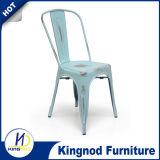型のコレクションの側面の金属のTolixの産業椅子C-233