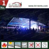 40m de large exposition tente pour mariage en plein air show