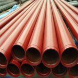 Tubo d'acciaio dell'UL FM ASTM per il sistema di lotta antincendio dello spruzzatore