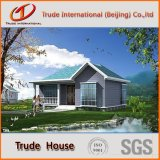 Color de acero paneles sándwich Móvil / Mobile / Modular / prefabricada / Naves de acero cómodo Villa Sala de estar