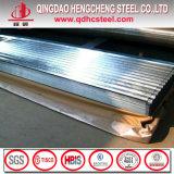 panneau en aluminium de toiture de feuille de toit du fer 1060 3003 ondulé
