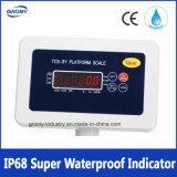 Imperméable IP68 électronique Indicateur de pesage Tcs-Sy