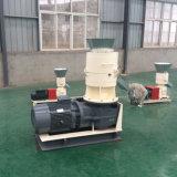 Die plana fábrica de pellets de pellets que hace la máquina