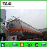 Semi-reboque de tanque de combustível de três eixos chinês para venda