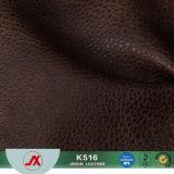 Sofá do PVC do estilo da alta qualidade e do vintage e couro artificiais do saco