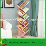 Biblioteca de madeira na venda quente