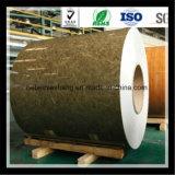 Beschichteter Aluminium-/Aluminiumring der Aufbau-Folien-PVDF/PE Farbe