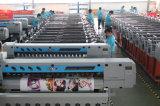 Pista vendedora caliente Dx5, impresora del 1.6m de inyección de tinta piezoeléctrica solvente de Eco