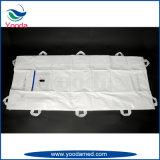 Bolsa de corpo de PVC branco funeral para Corpes