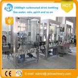 Botellas de tipo lineal de máquinas de embotellado de bebidas carbonatadas