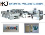 Machine à emballer automatique de nouille de trois peseurs