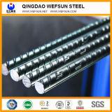barra deforme standard del acciaio al carbonio di lunghezza Q195 GB di 6m