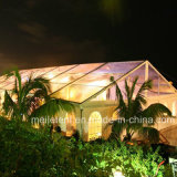 300 Leute-transparente Hochzeits-Zelt-Herstellerguangzhou-Zelt-Fabrik