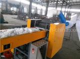 Máquina de esmagamento de pano automática máquina de corte de fibras de cânhamo