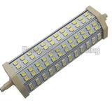 15W R7s reflector del LED para reemplazar la lámpara de haluro (5050 72PCS LED 189mm)