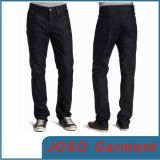 Negro pantalones de mezclilla hombres (jc3046)