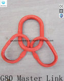 G100 Alloy Steel Quenched와 Tempered Master Connecting Link Gyr001