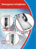 2017 экстренные телефонные безопасности телефон SIP промышленных телефон Knzd-05ЖК-дисплей