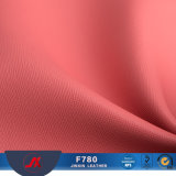 2017 couro do PVC de Saffiano para sacos, couro do PVC, couro do sofá