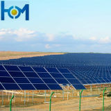 Mono 270W 275W 280W Module solaire Soalr panneau en verre en verre trempé